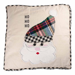 Santa Ho Ho Ho Pillow
