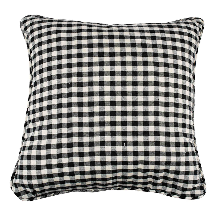 I'll Be Home Christmas Virginia Pillow