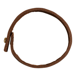 Breathe Leather Diffusing Bracelet