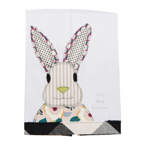 Hip Hop Hooray Tea Towel
