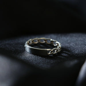 ID Chain Ring