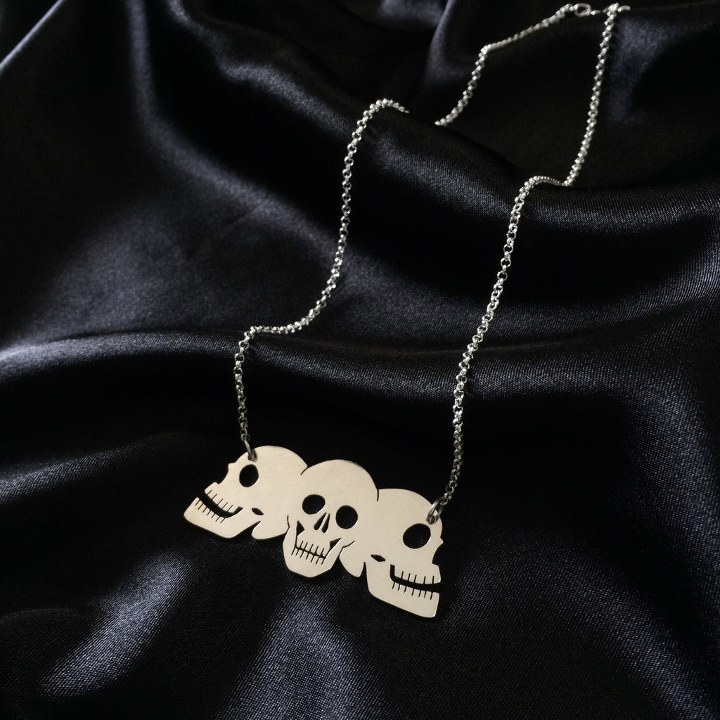 Unholy Trinity Necklace