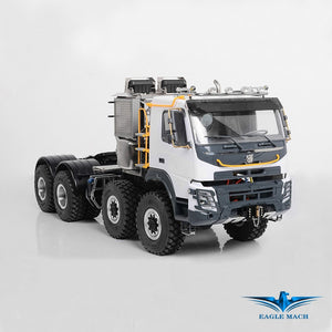 1/14 RC Heavy Haul Truck 8x8