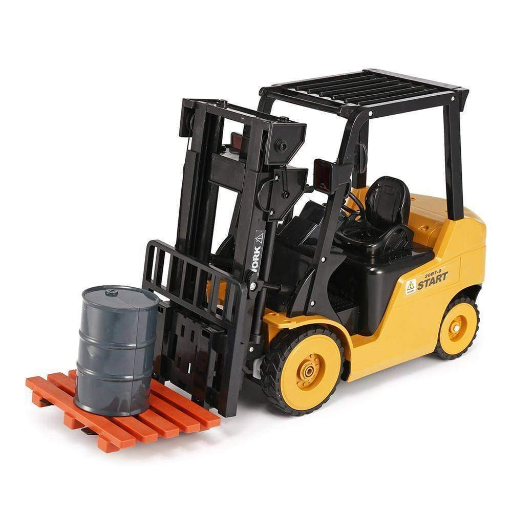 1:10 Big Scale 2-in-1 RC Forklift Truck/Crane RTR