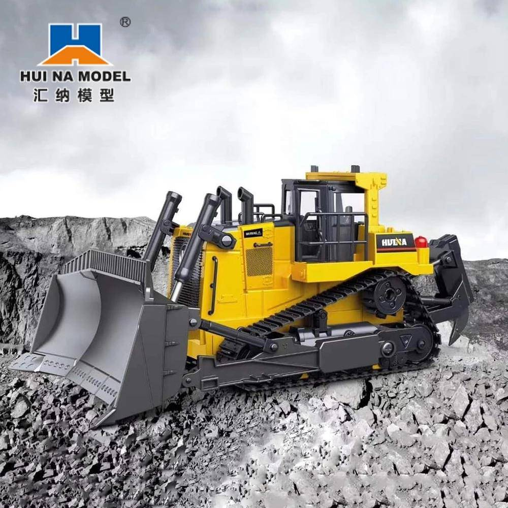 1569 RC Bulldozer