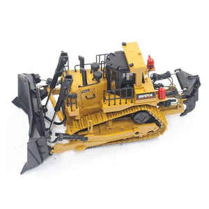 1:50 Die-Cast Alloy Bulldozer Static Model Diecasts & Toy Vehicles