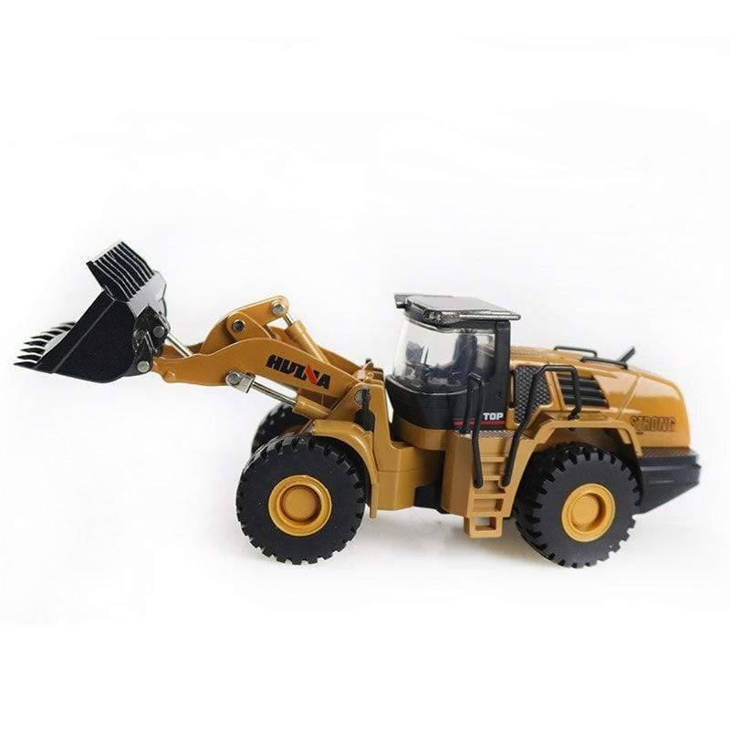 1:50 Scale Diecast Model Mechanical Loader Diecasts & Toy Vehicles