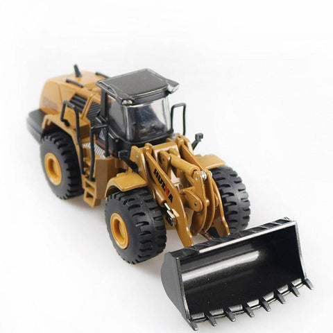 Image of 1:50 Scale Diecast Model Mechanical Loader