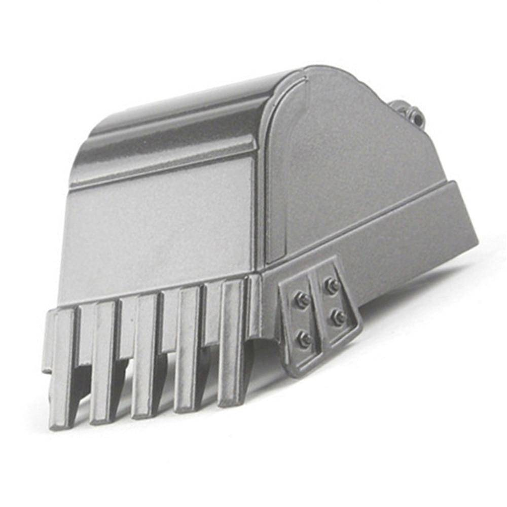 Huina 1550 Excavator Bucket Silver Replacement Parts & Accessories