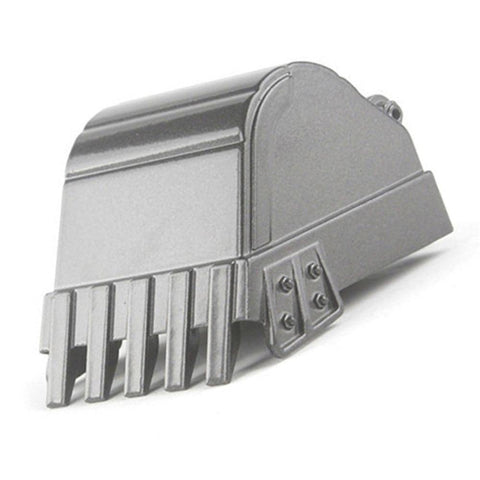 Image of Huina 1550 Excavator Bucket Silver Replacement Parts & Accessories