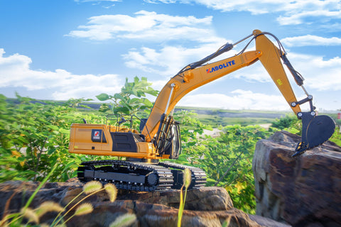 1/16 Scale Kabolite 336Gc Hydraulic Powered Rc Excavator