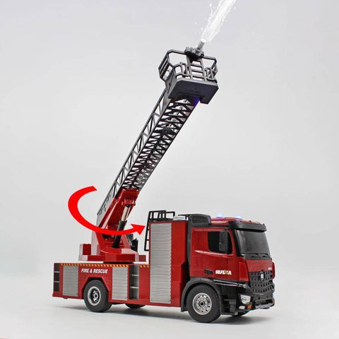 22CH RC Fire Truck HUINA 1561 & 1562