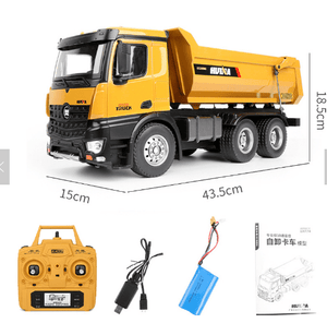 Metal Truck With Proportional Controls (Huina 1582)