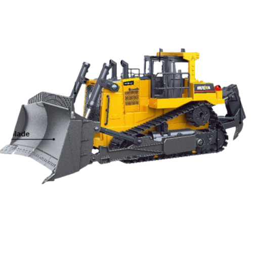 1/16 Scale RC Bulldozer