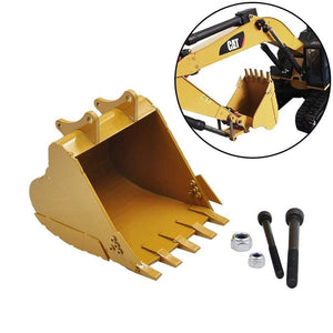 Metal Bucket For HuiNa 580 Excavator
