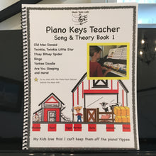 Load image into Gallery viewer, Piano Keys Teacher Combo Set