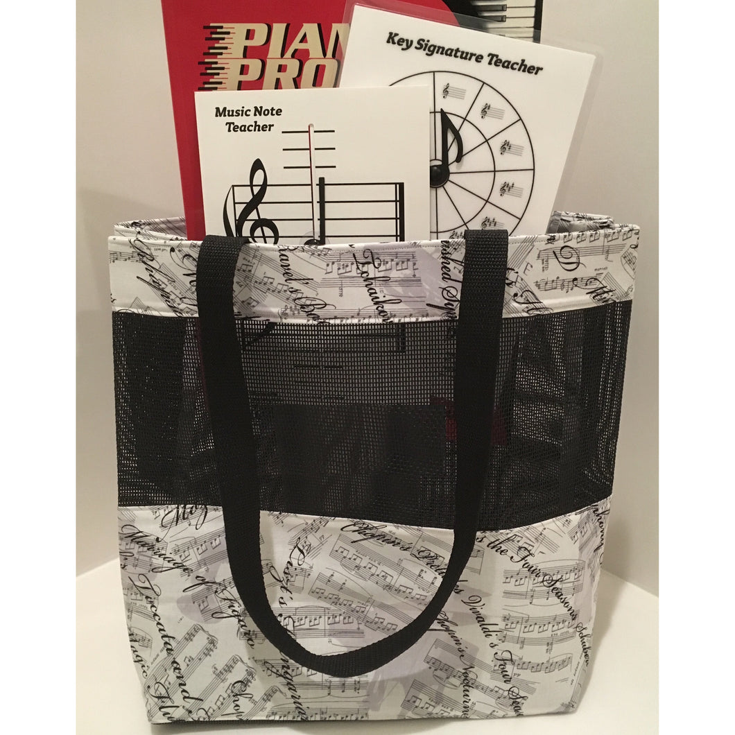 Lifetime Music Bag- Mozart