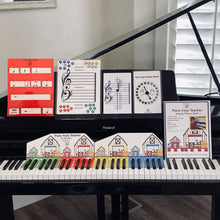 Load image into Gallery viewer, Piano Learning Kit For Beginners