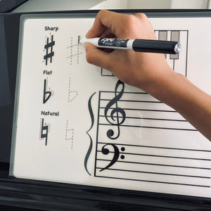 Learn Key Signatures Combo Set (Magnetic)