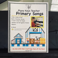 Load image into Gallery viewer, Piano Keys Teacher- Primary Songs