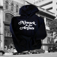 Newark is for Artists Hoodie