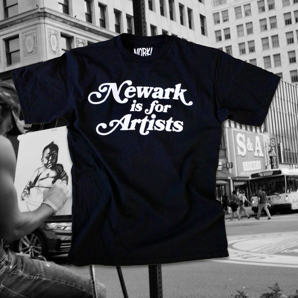 Newark is for Artists T-Shirt