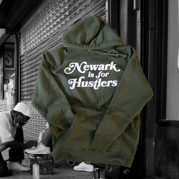 Newark is for Hustlers Hoodie