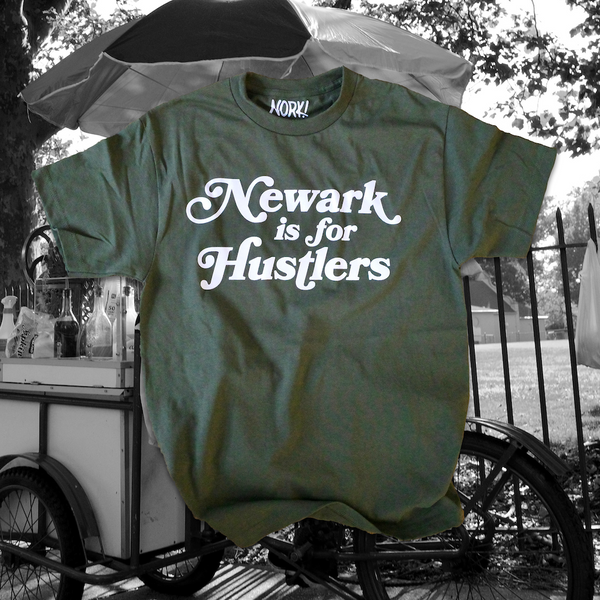 Newark is for Hustlers T-Shirt
