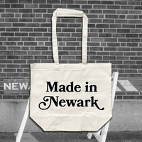 Made in Newark  Canvas Tote