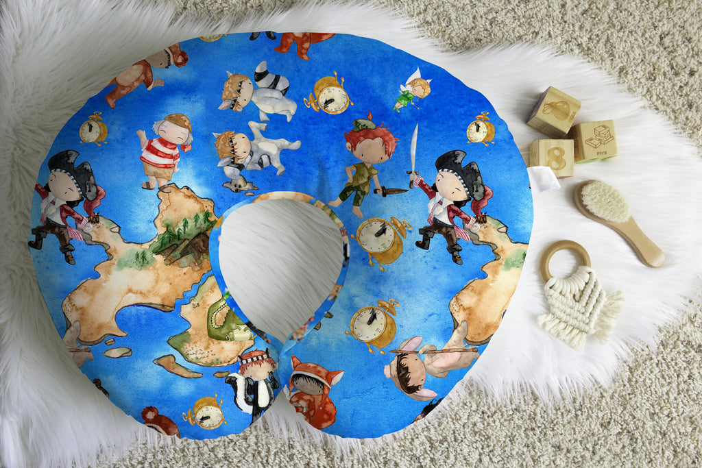 Neverland Adventure Boppy® Nursing Pillow Cover