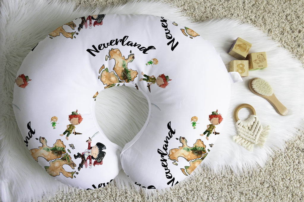 Peter's Neverland Boppy® Nursing Pillow Cover