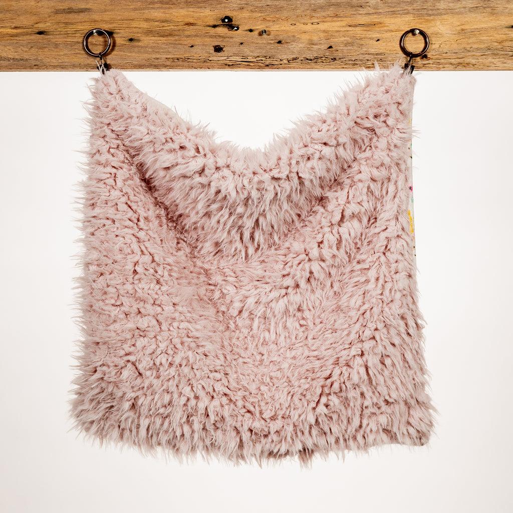 Farmhouse Floral Fur Lovey