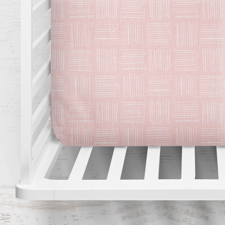 Felicity's Flamingo Crib Bedding Set
