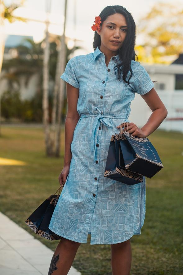 The Emma Shirt Dress - A Classic!