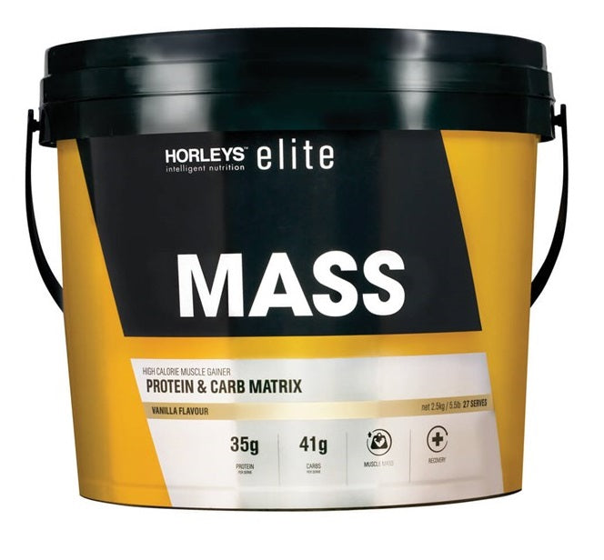 HORLEYS AWESOME MASS VANILLA 2.5kg