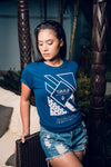 Koko Pacific | Taula Exclusive Collab Tee - Navy