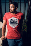 Koko Pacific | Taula Exclusive Collab Tee - Red