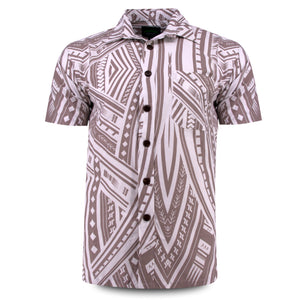 Eveni Pacific Men's Classic Shirt - Spa Tan