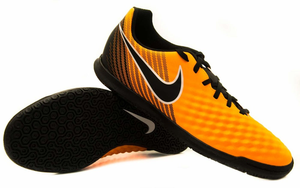 NIKE MAGISTA X OLA II IC YELLOW