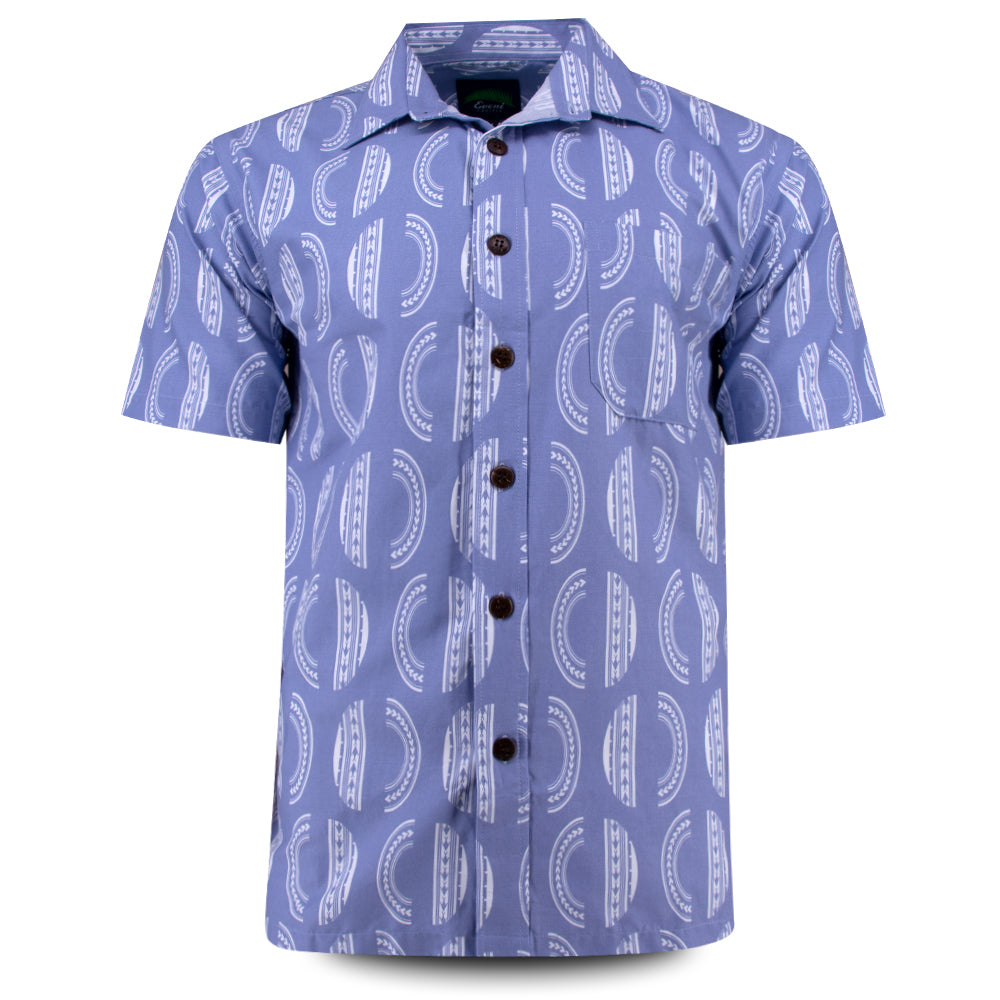 Eveni Pacific Men's Classic Shirt - Thistle