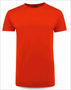 EVENI T-SHIRT TANGERINE ORANGE