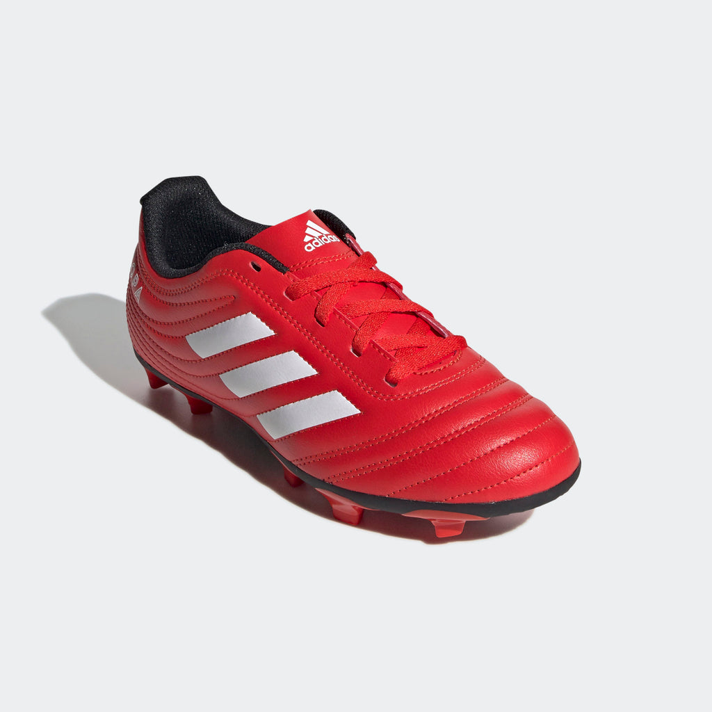 ADIDAS COPA 20.4 FG J ACTIVE RED