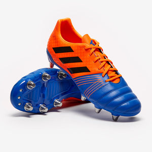 ADIDAS KAKARI SG BOOTS BLUE/ORANGE