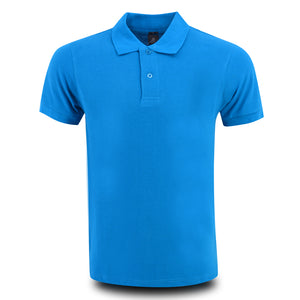 MENS PROJECT POLO SHIRT OCEAN