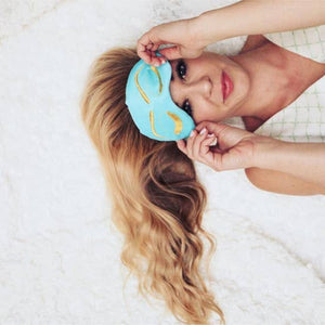 Breakfast at Tiffany's Sleep Mask | mask | [product-description]