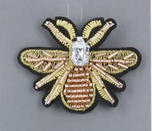 Bee broach (Beaded) |  | [product-description]