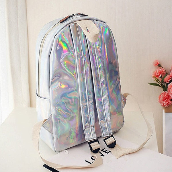 Crybaby Hologram Backpack