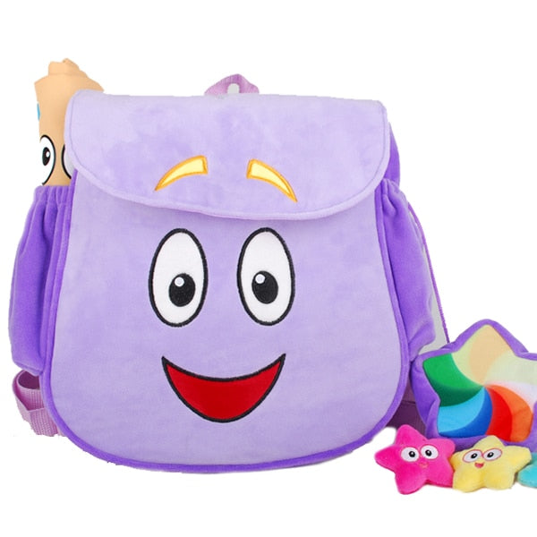 Dora Explorer Rescue Bag Backpack with Map or Stars