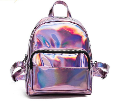 Hologram Mini Backpack