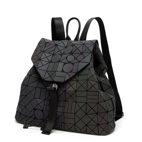 Luminescent Drawstring Rucksack